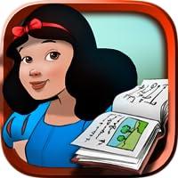 Snow White & 7 Zwerge - Tal & interaktives Buch