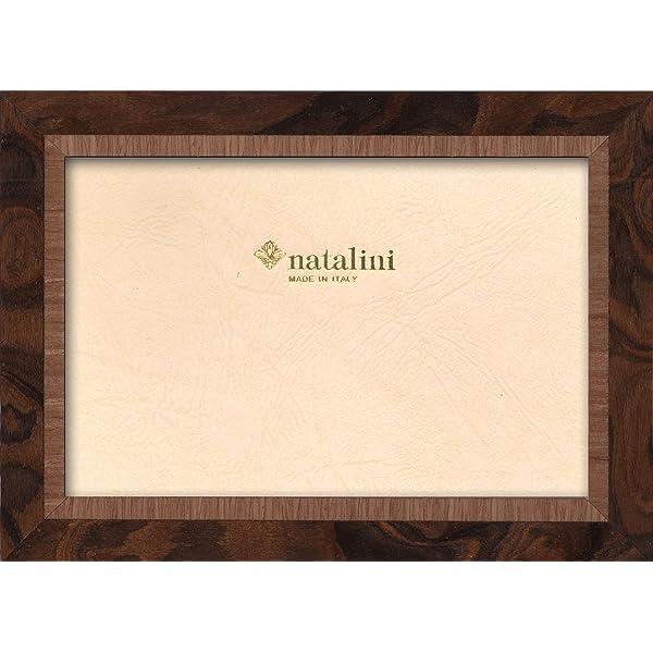 Natalini Marquetry Photo Frame Made in Italy Mahogany Tulipwood 4X 6