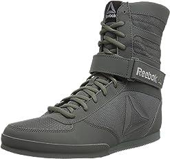 Reebok Men's Boot-Buck Boxing Shoe