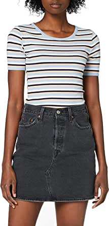 Levi's HR Decon Iconic BF Skirt Donna