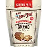 Bob's Red Mill Gluten-Free Homemade Wonderful Bread Mix, 16-Ounce Packages (Pack of 4)