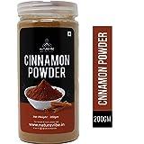 Naturevibe Botanicals Organic Cinnamon Powder - 200gms | Dalchini | Keto Friendly