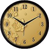 RAG28 Tome7 Plastic Designer Wall Clock (12 Inches)