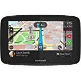 TomTom GO 520 - GPS para coche, 5 pulgadas, llamadas manos libres, Siri, Google Now, actualizaciones Wi-Fi, traffic para toda