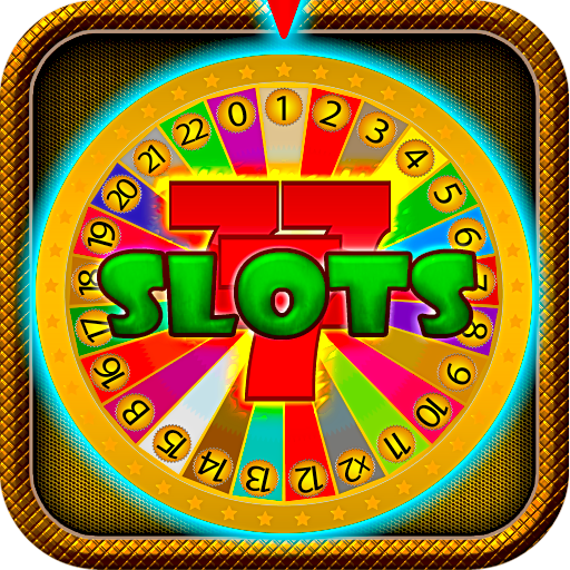 Slots Wheel Spin Lucky Big Fortune Of Slots Free Casino Play HD Slot Machine Games Free Casino Games for Kindle Fire HDX Tablet Phone Slots Offline (Lucky Wolf Casino Slots)