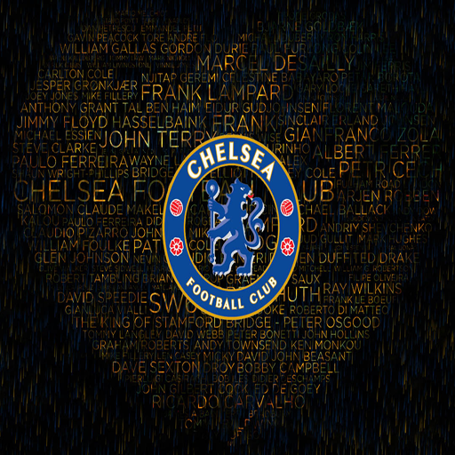 Chelsea F.C Live Wallpaper - Cole Frank