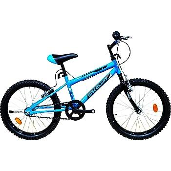 Discovery DP079 Bicicleta, Niños, Azul, Única