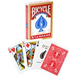 Bicycle, 1033762, Baraja Poker standard, Naipes Heraclio Fournier, Colores surtidos