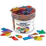 Learning Resources Transparente geometrische Formen,