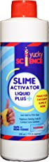 Yucky Science Slime Activator Liquid Plus 200 ml (Clear)