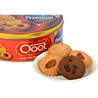 Qoot Premium Assorted Cookies, 400 Grams