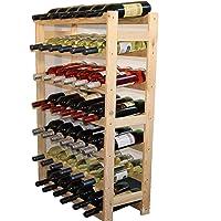 Modo24Étagère à vin en bois non traité