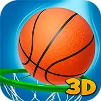 Basketball Toss 3D