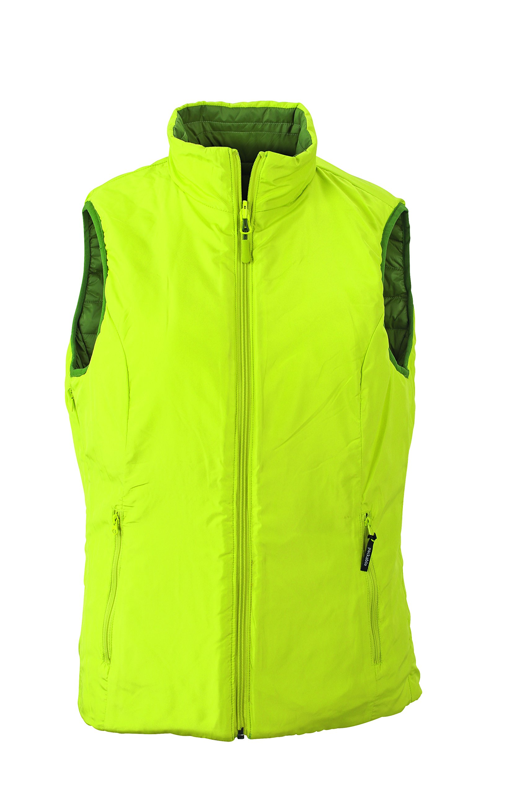 81la1OCuk5L - James & Nicholson Women's Lightweight Vest Outdoor