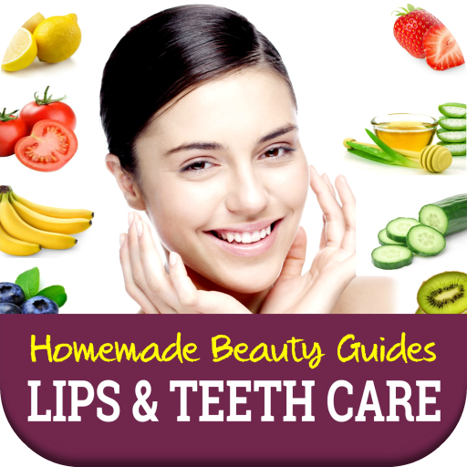 Red Glossy Lip Care (Homemade Beauty Guides: Lips and Teeth Care)