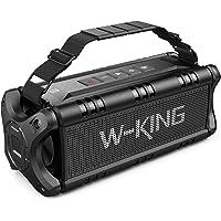 Cassa Bluetooth, W-KING 50W(Picco 70W) Altoparlante Bluetooth Portatili, 24 Ore di Riproduzione Speaker, 8000mAh…