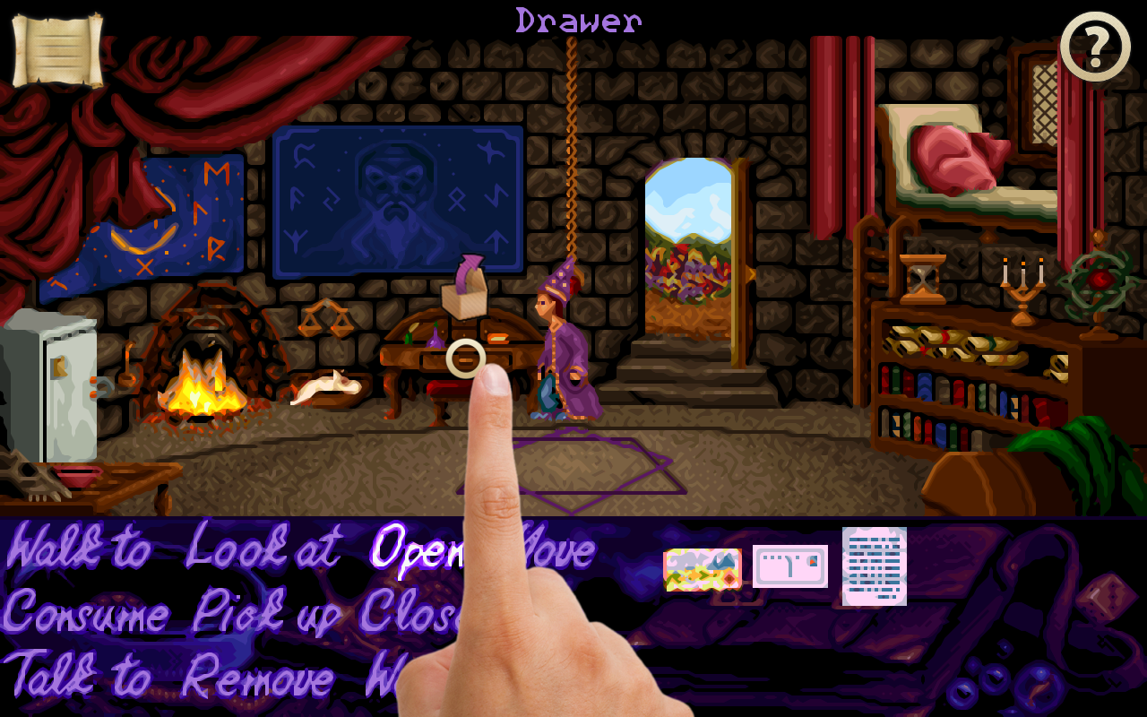 Simon the Sorcerer: 20th Anniversary Edition Screenshot