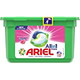 ARIEL Automatic 3-in-1 Laundry Detergent Pods with Touch of Downy Freshness - 15 Counts
