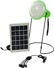 i-Sonne Solar lamp Emergency Light with Mobile Charging ACE