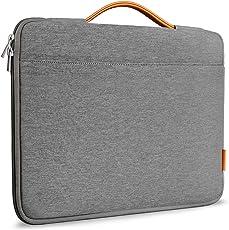 Inateck Microsoft Surface Pro 2017 und 12,3 Zoll Surface Pro 4/3/2/1 Sleeve Hülle Tasche, Dunkelgrau