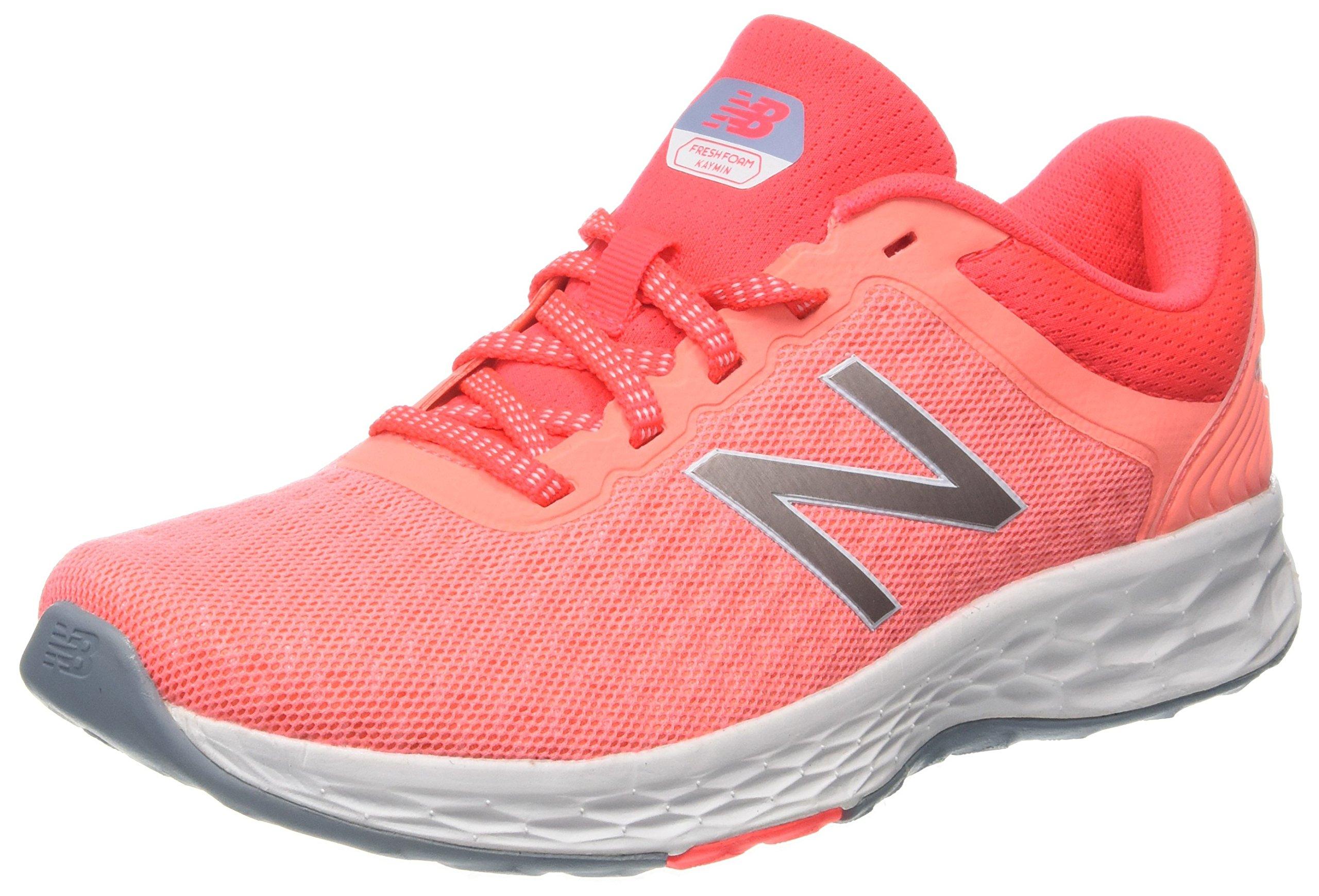 New Balance Damen Kaymin V1 Fresh Foam Trailrunning-Schuhe, grau