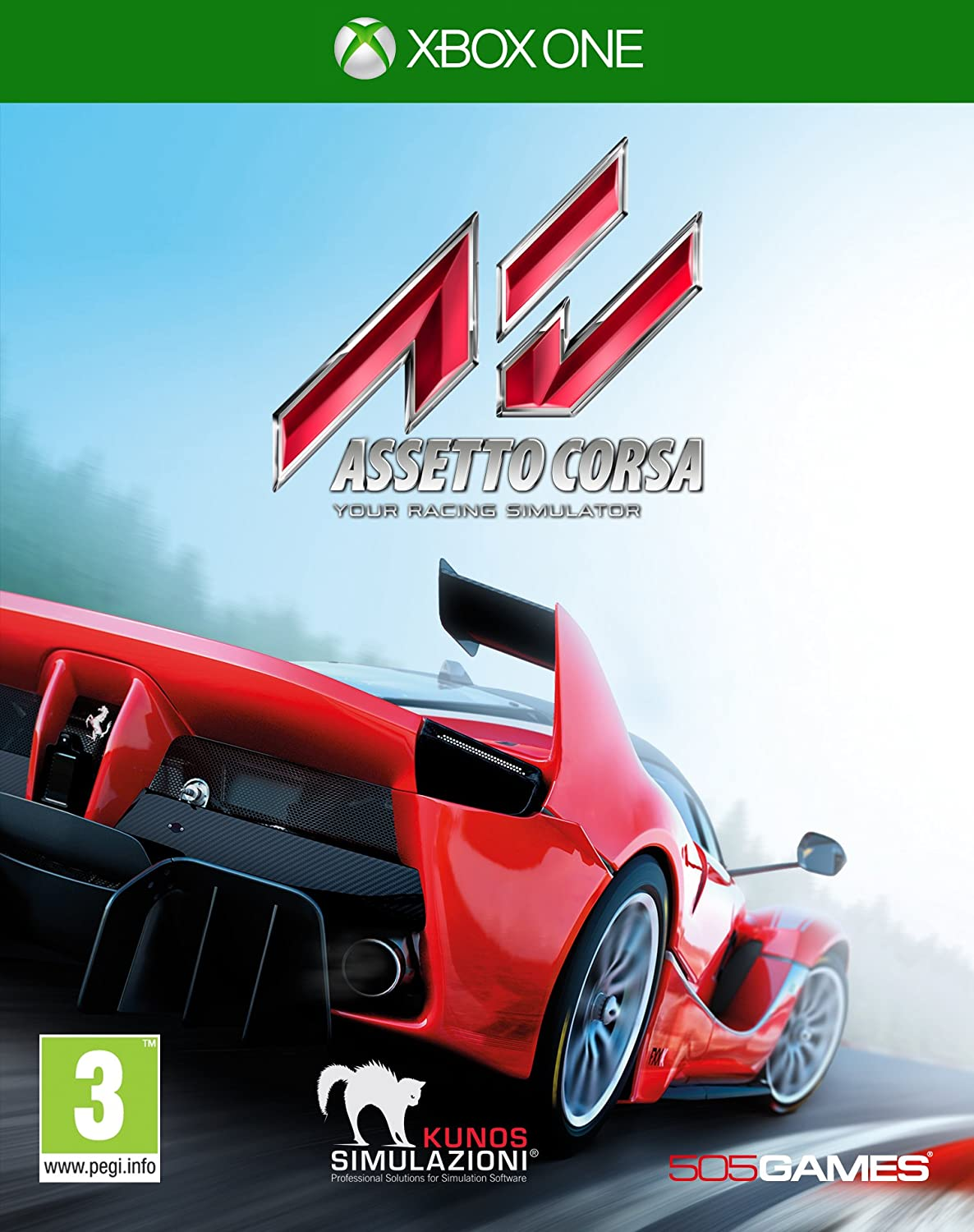 Assetto Corsa Xbox One Pc Video Games