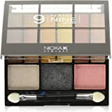 Nicka K New York Eye Shadow Perfect 9 Colors, AP018