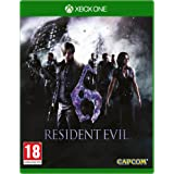 White Shark Xbox1 Resident Evil 6 (inklusive: All Map and Multiplayer DLC) (Eu), 5055060966259