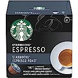 Starbucks Dolce Gusto Dark Espresso Roast 12 Capsules