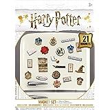 HARRY POTTER Set Imanes, Multicolor, 18 x 24 x 0, 3 cm
