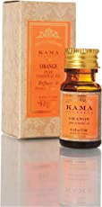Kama Ayurveda Orange Pure Essential Oil, 12ml