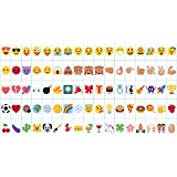 Gadgy ® Emoji Pack | Symbole für A4 Cinema LightBox | Smiley Set 85 Figuren | Für Leuchtkasten Lichtkasten