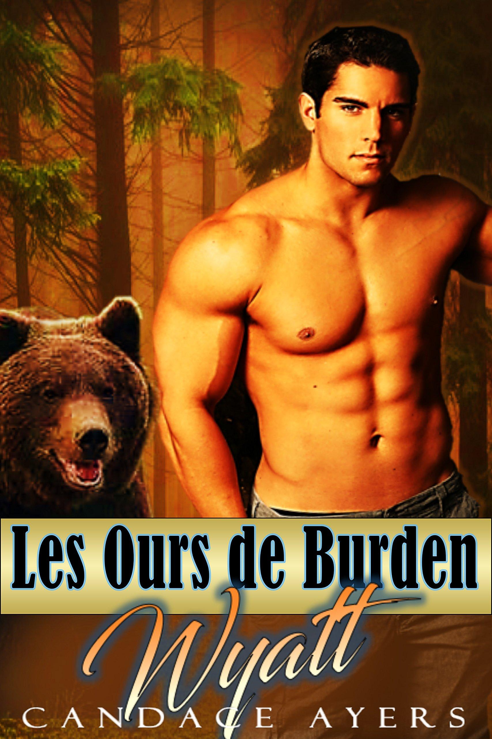 Wyatt (Les Ours de Burden t. 2) por Candace Ayers