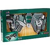 Theo Klein 8493 Bosch verktygsbälte I Med batteridriven sladdlös skruvmejsel Ixolino och många verktyg I Mått: 76 cm x 24 cm