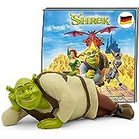 tonies Hörfigur für Toniebox, Shrek – Der tollkühne Held, Hörspiel zum Film, für Kinder ab 7 Jahren, Spielzeit ca. 62…