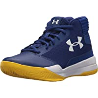 Under Armour UA Bgs Jet 2017, Scarpe da Basket Uomo, 38.5