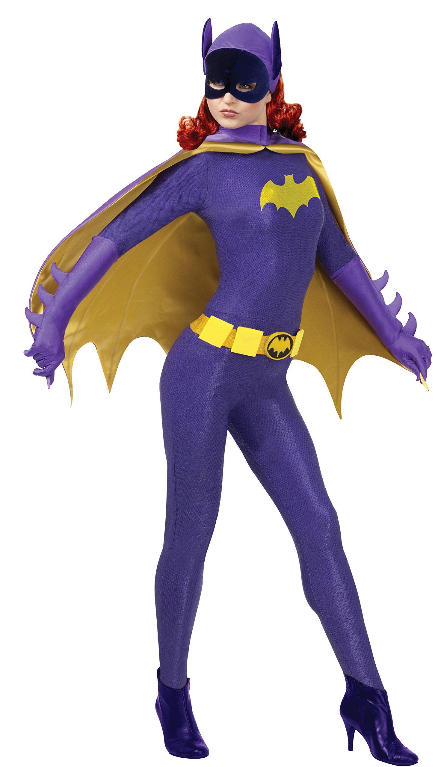 Rubies s Official–Batgirl Grand patrimonio Batman Costume–Medium