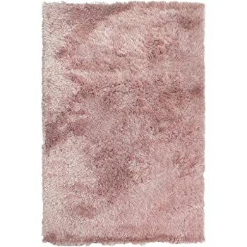 tapis rose poudr 80 x 150 cm - Tapis Rose Poudre