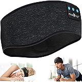 MUSICOZY Bluetooth Headband Sleep Headphones, Wireless Music Sport Headbands Headsets Sleeping Headphone for Men,Women with T