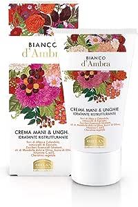 Helan Bianco D'Ambra Crema Mani & Unghie Idratante Ristrutturante - 50 ml