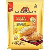 Aashirvaad Select Premium Sharbati Atta, 1kg