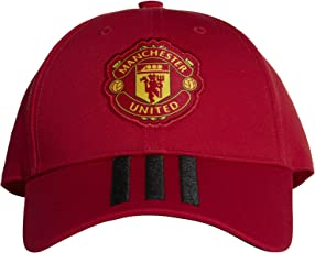 Adidas Football Manchester United 3-Stripes Cap