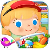 Candy's Supermarket (Kindle Tablet Edition)