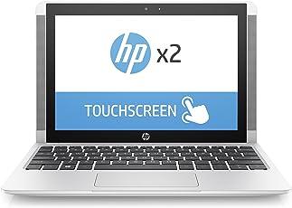 "HP 10-p030nl Notebook PC da 10.1"", x5-Z8350, SDD 128 MB, RAM 4 GB, Scheda Grafica Intel HD 400, Bianco [Layout Italiano]"