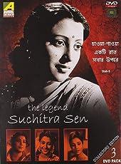 The Legend of: Suchitra Sen - Vol. 1