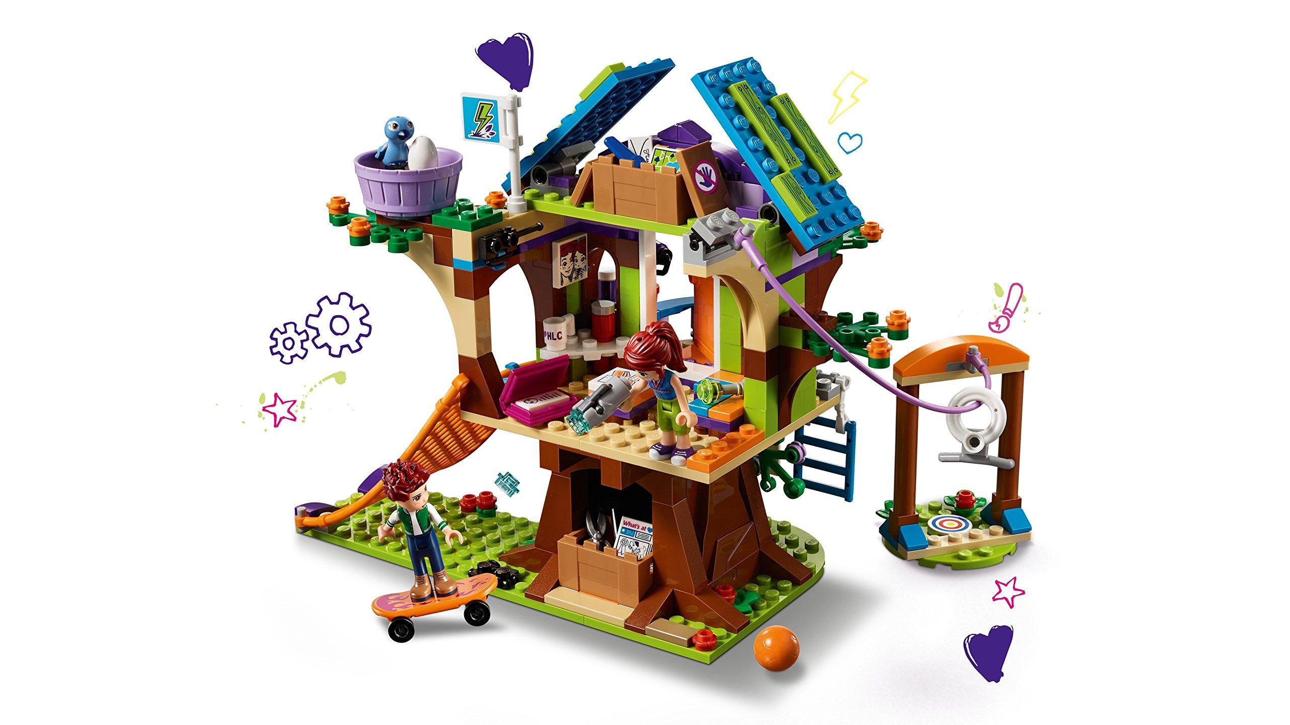 LEGO- Friends La Casa sull'Albero di Mia Set di Costruzioni Ricco di Particolari, con Mini Doll di Mia e Daniel, per… 3 spesavip
