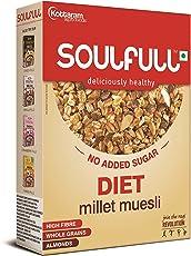 Soulfull Diet Millet Muesli, 400g