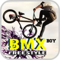 BMX Freestyle Boy