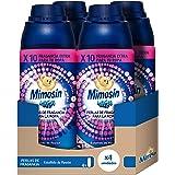 Mimosin Intense Estallido de Pasión Perlas de fragancia para ropa, 275 g - pack de 4 - Total: 1100 g