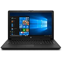 HP 15 AMD E2 15.6-inch Entry Level Laptop (4GB /1TB HDD/Windows 10 Home/Jet Black/2.04 Kgs), 15q-dy0001au